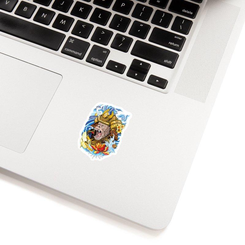 Samurape Accessories Sticker by kooky love's Artist Shop