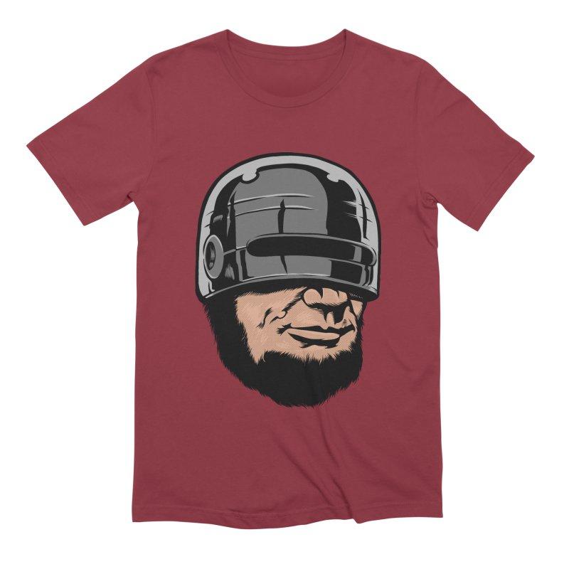 Lincop Men's Extra Soft T-Shirt by kooky love's Artist Shop