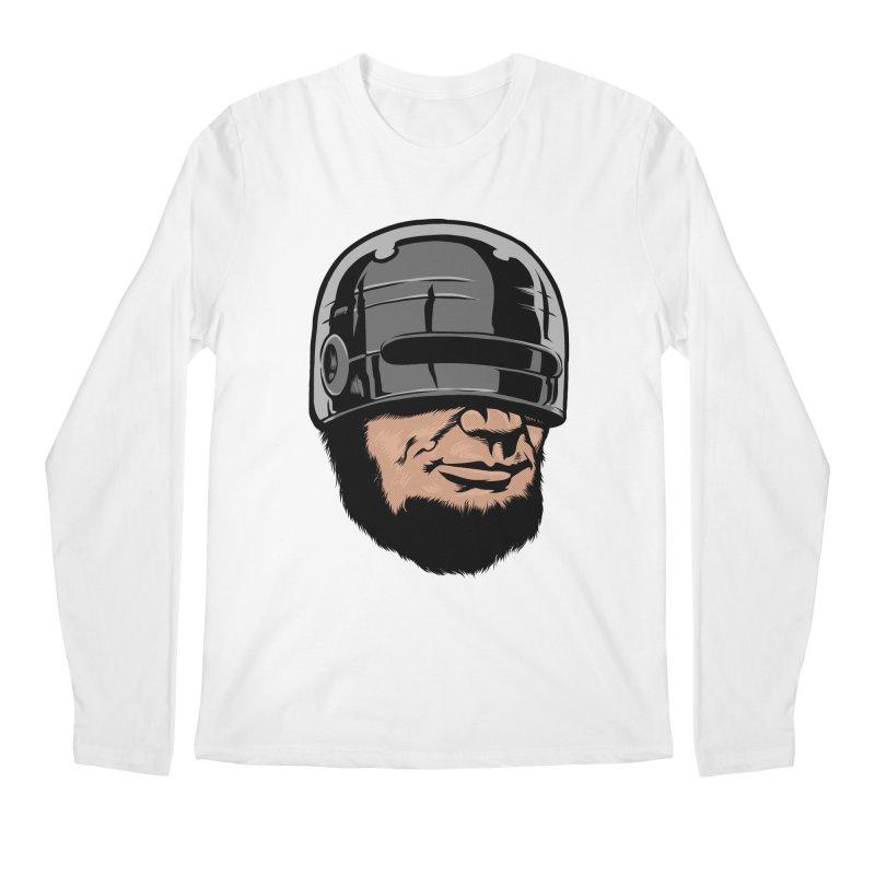 Lincop Men's Regular Longsleeve T-Shirt by kooky love's Artist Shop