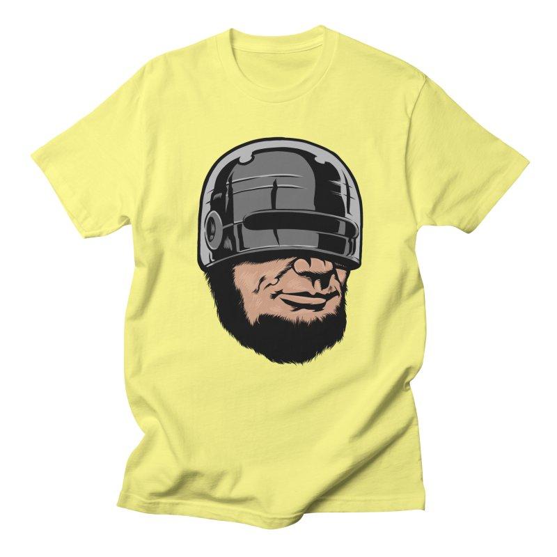 Lincop Men's Regular T-Shirt by kooky love's Artist Shop