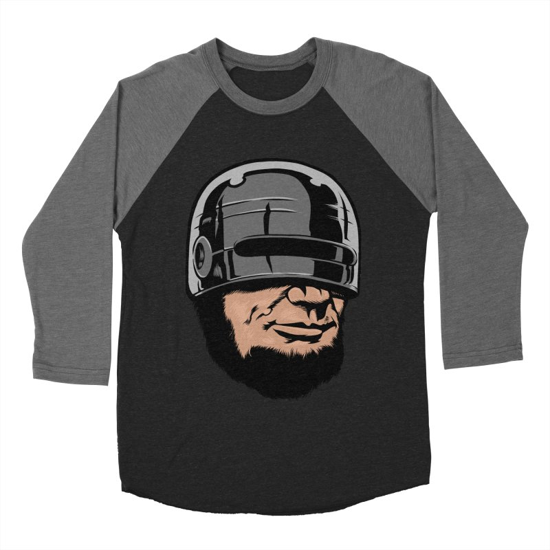 Lincop Women's Baseball Triblend Longsleeve T-Shirt by kooky love's Artist Shop