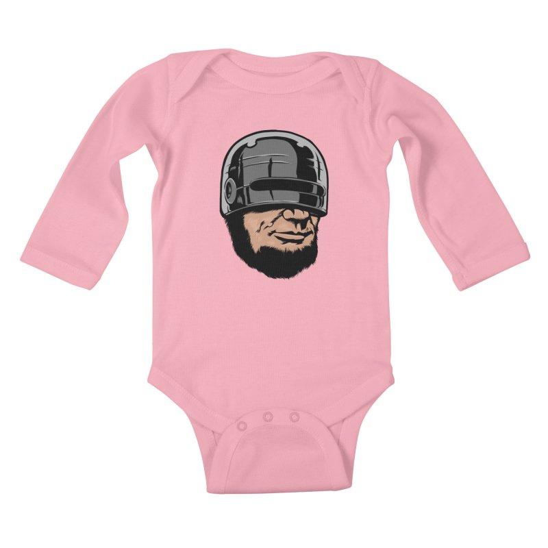 Lincop Kids Baby Longsleeve Bodysuit by kooky love's Artist Shop