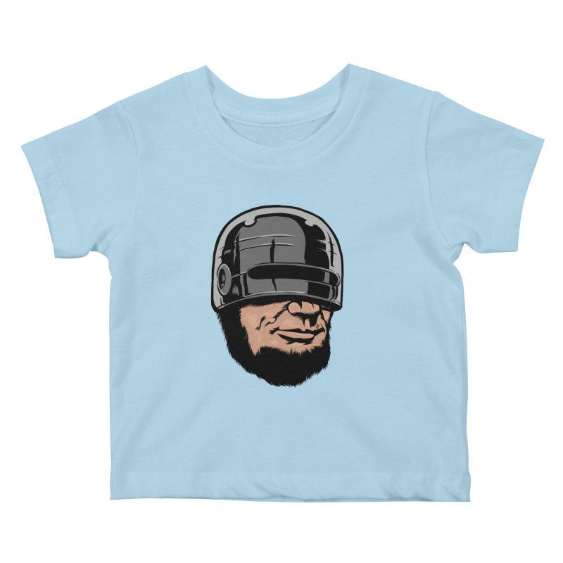 Lincop Kids Baby T-Shirt by kooky love's Artist Shop