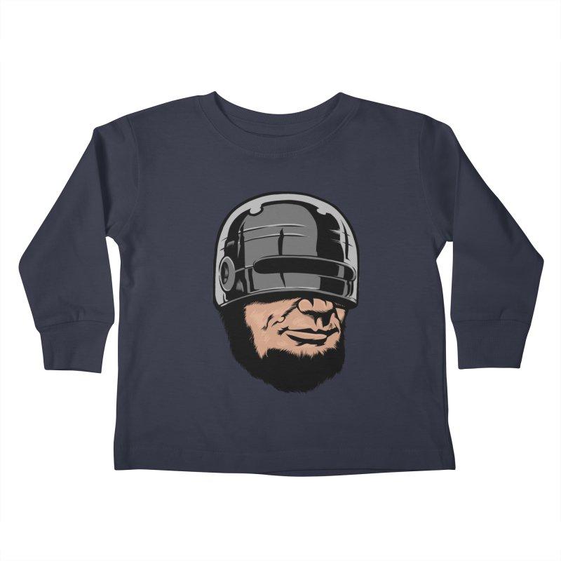 Lincop Kids Toddler Longsleeve T-Shirt by kooky love's Artist Shop