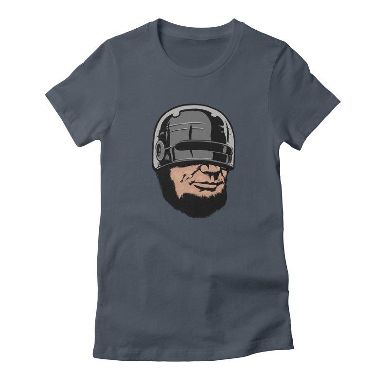 Lincop Women's T-Shirt by kooky love's Artist Shop