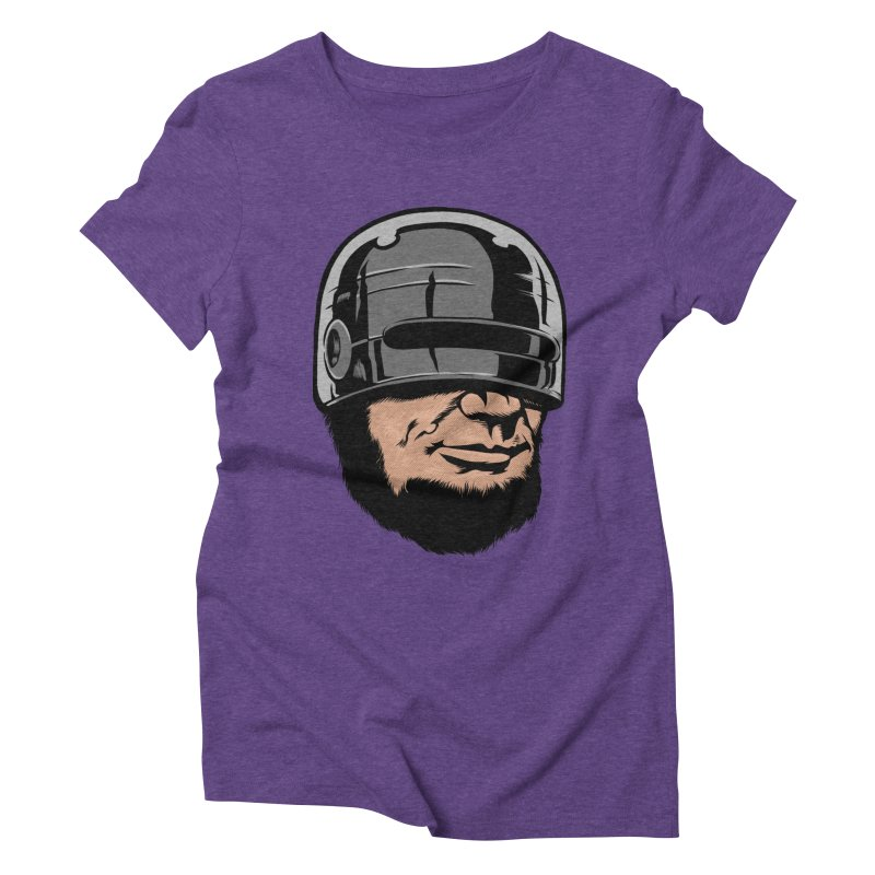 Lincop Women's Triblend T-Shirt by kooky love's Artist Shop