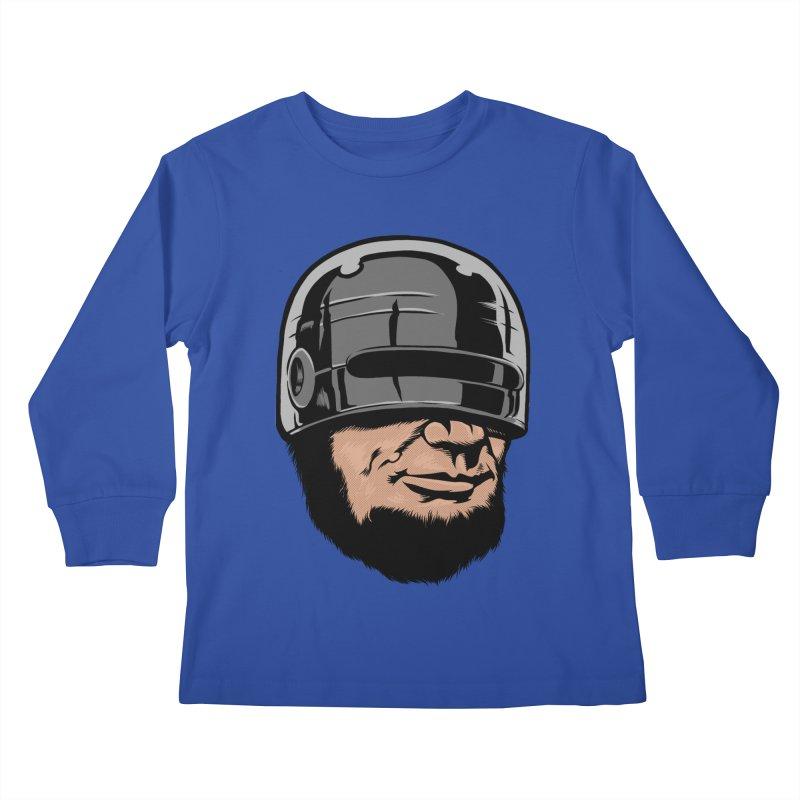 Lincop Kids Longsleeve T-Shirt by kooky love's Artist Shop
