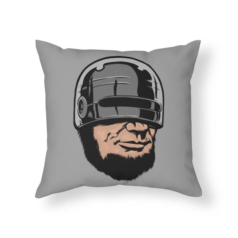 Lincop Home Throw Pillow by kooky love's Artist Shop