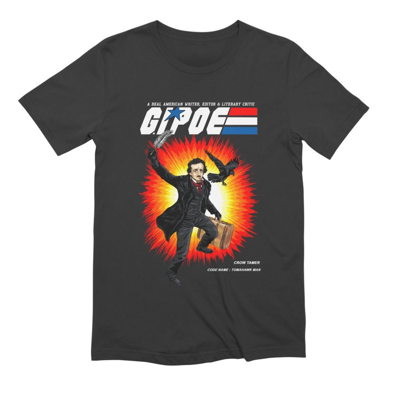 G.I. POE Men's Extra Soft T-Shirt by kooky love's Artist Shop