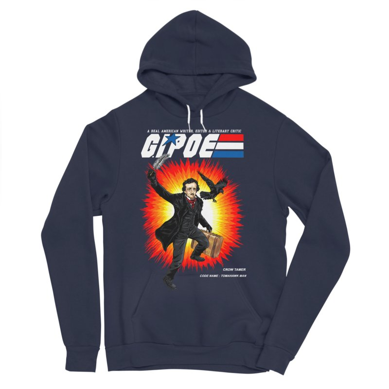 G.I. POE Men's Sponge Fleece Pullover Hoody by kooky love's Artist Shop