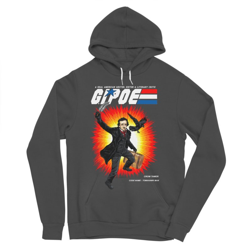 G.I. POE Women's Sponge Fleece Pullover Hoody by kooky love's Artist Shop