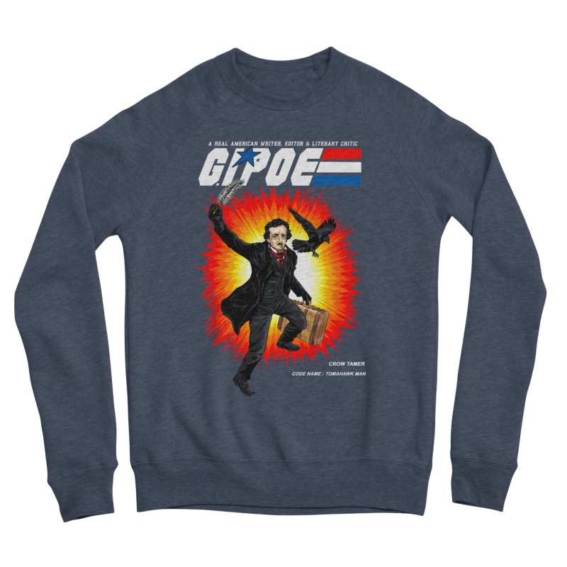 G.I. POE Men's Sponge Fleece Sweatshirt by kooky love's Artist Shop