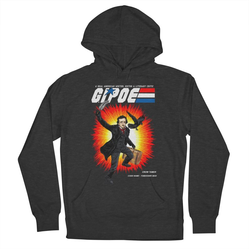 G.I. POE Men's French Terry Pullover Hoody by kooky love's Artist Shop
