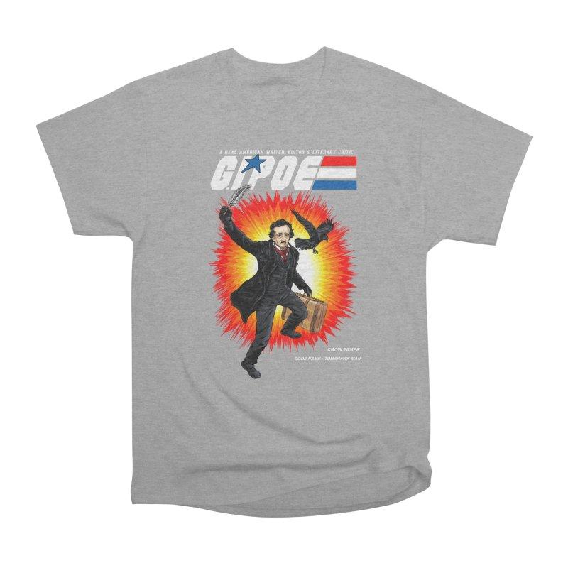 G.I. POE Men's Heavyweight T-Shirt by kooky love's Artist Shop