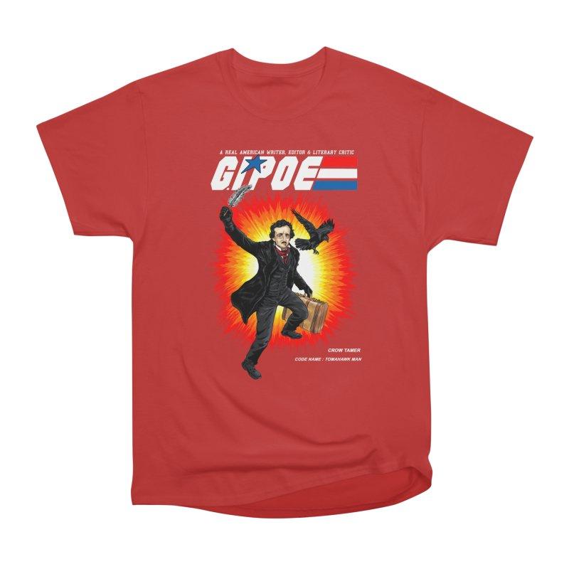 G.I. POE Women's Heavyweight Unisex T-Shirt by kooky love's Artist Shop