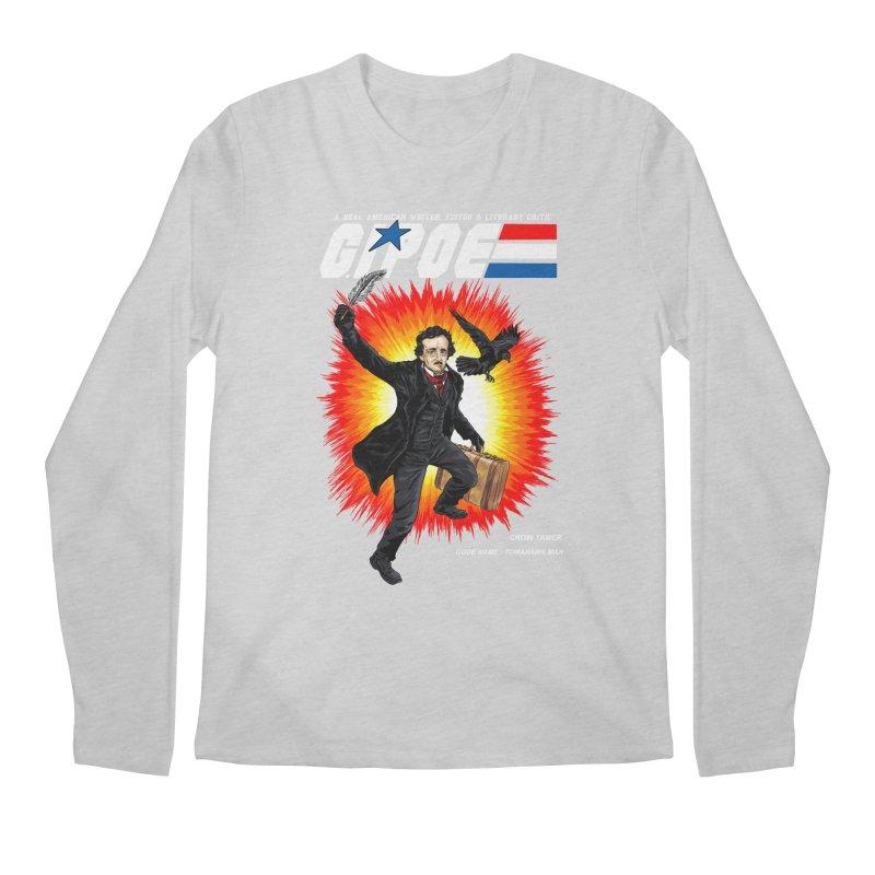 G.I. POE Men's Regular Longsleeve T-Shirt by kooky love's Artist Shop