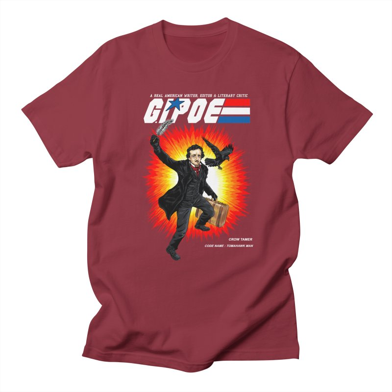 G.I. POE Men's Regular T-Shirt by kooky love's Artist Shop