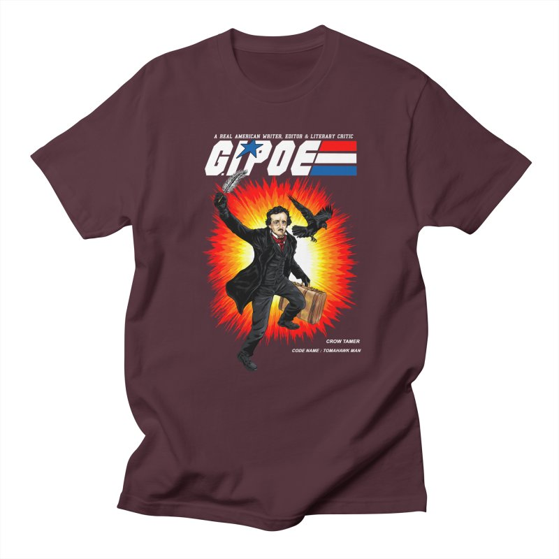G.I. POE Women's Regular Unisex T-Shirt by kooky love's Artist Shop