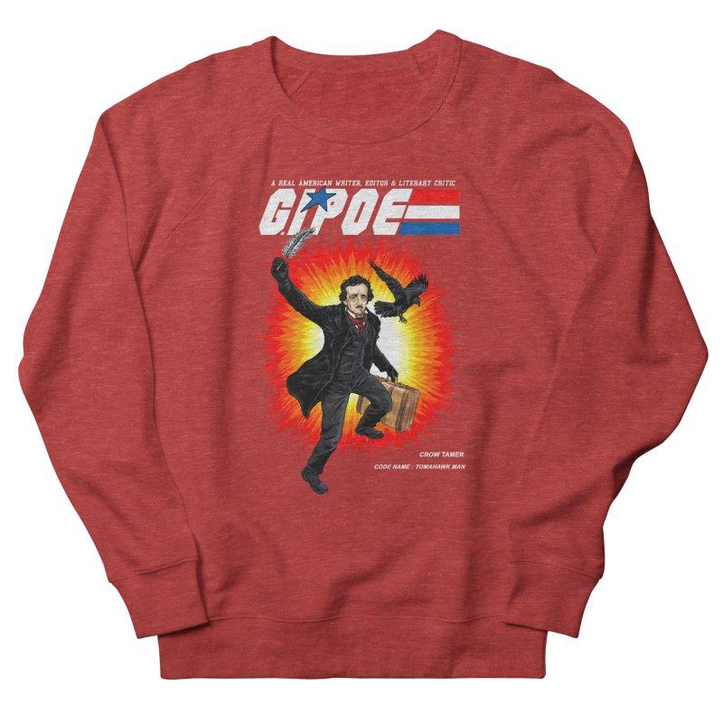 G.I. POE Men's French Terry Sweatshirt by kooky love's Artist Shop