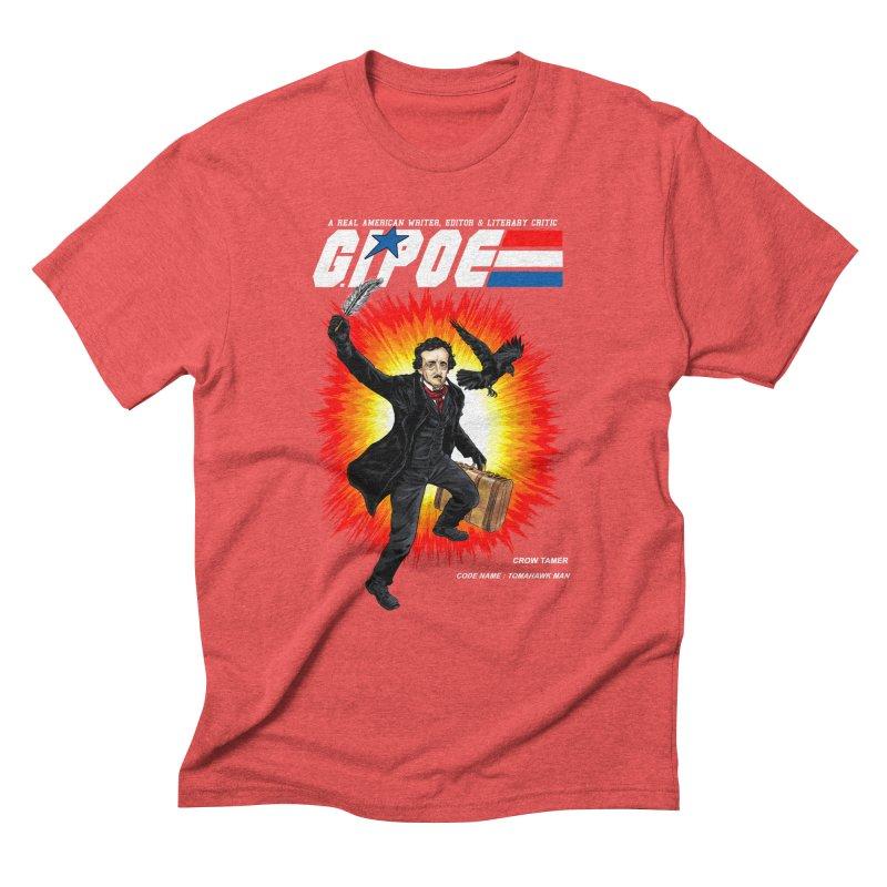 G.I. POE Men's Triblend T-Shirt by kooky love's Artist Shop