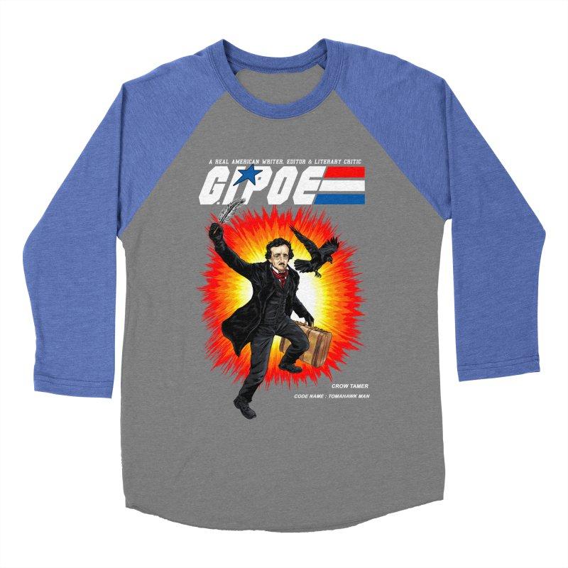 G.I. POE Women's Baseball Triblend Longsleeve T-Shirt by kooky love's Artist Shop