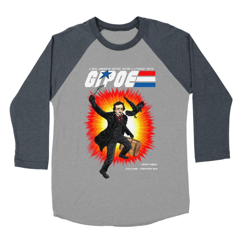 G.I. POE Women's Baseball Triblend Longsleeve T-Shirt by kooky love's Artist Shop