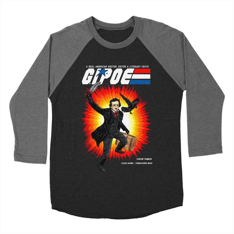 G.I. POE Men's Baseball Triblend Longsleeve T-Shirt by kooky love's Artist Shop