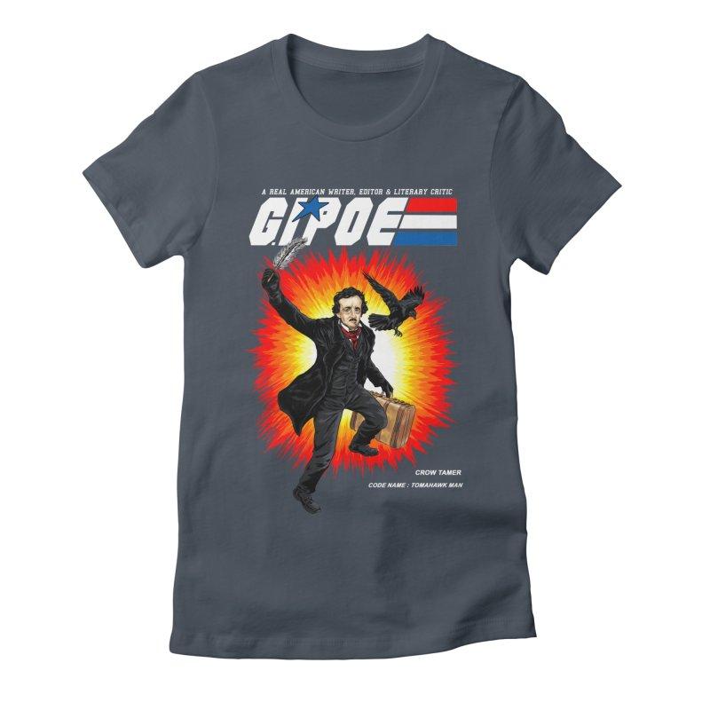 G.I. POE Women's T-Shirt by kooky love's Artist Shop