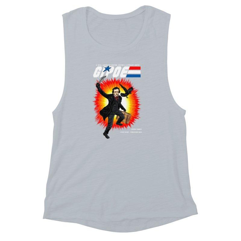 G.I. POE Women's Muscle Tank by kooky love's Artist Shop