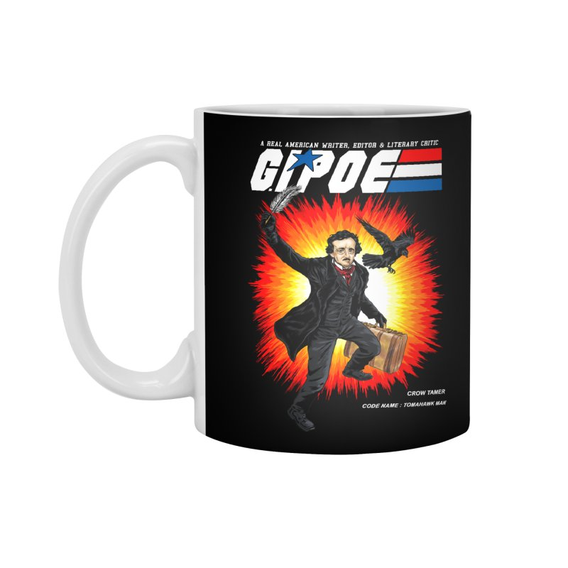 G.I. POE Accessories Standard Mug by kooky love's Artist Shop