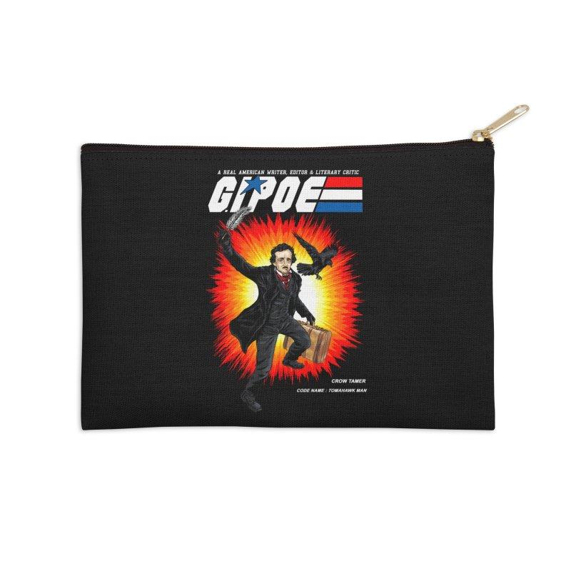 G.I. POE Accessories Zip Pouch by kooky love's Artist Shop