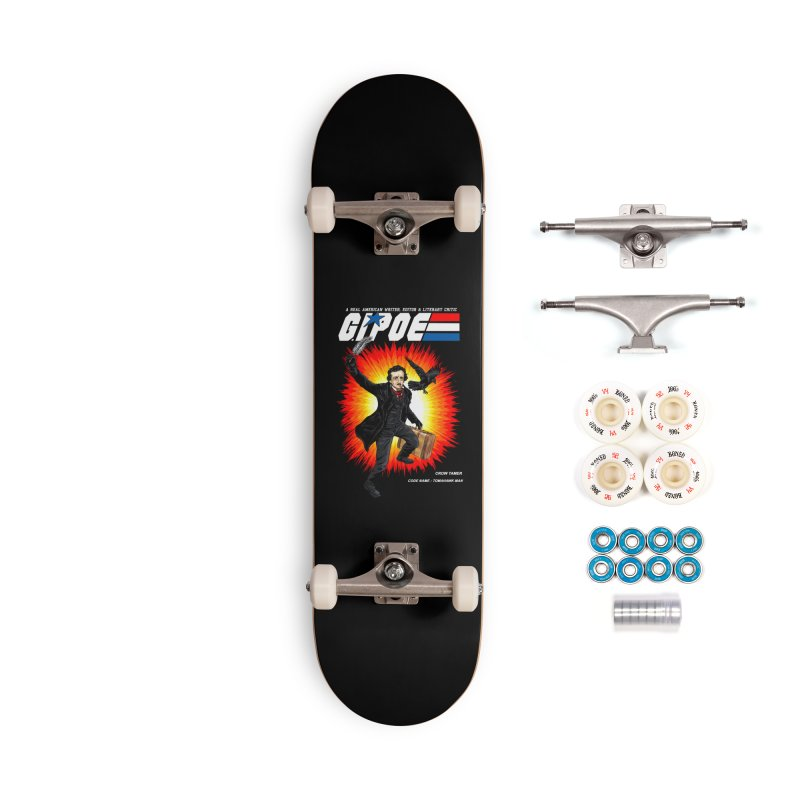 G.I. POE Accessories Complete - Premium Skateboard by kooky love's Artist Shop