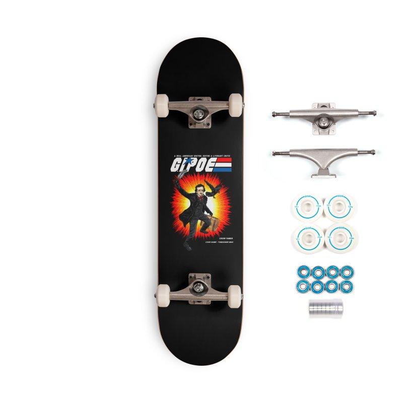G.I. POE Accessories Complete - Basic Skateboard by kooky love's Artist Shop