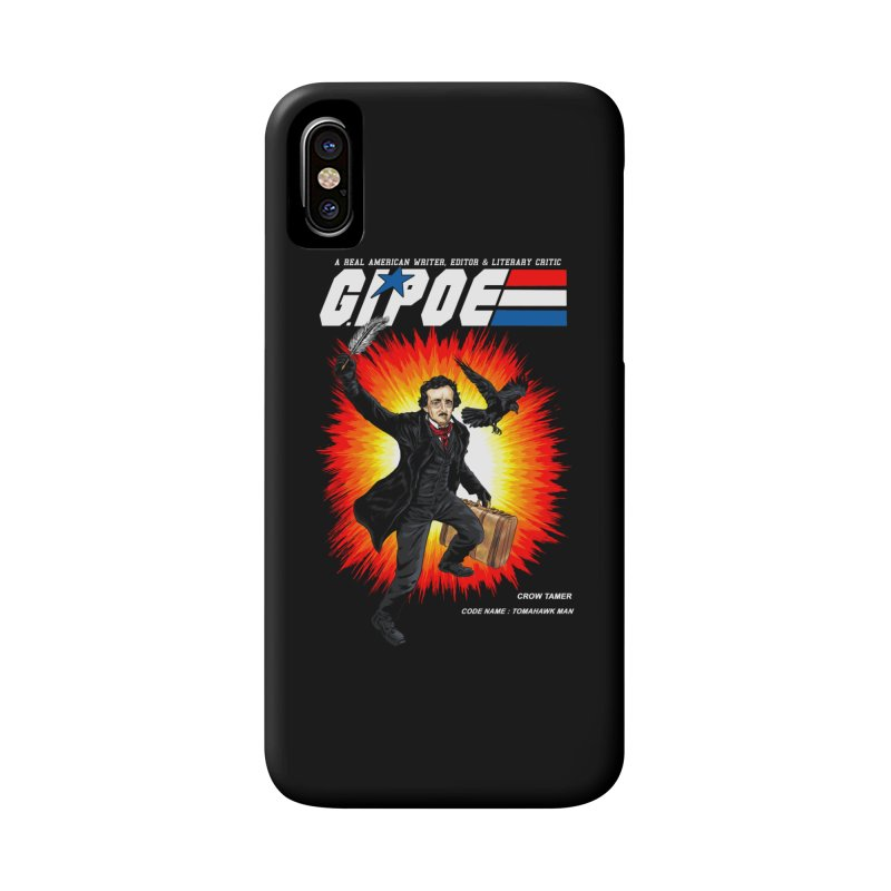 G.I. POE Accessories Phone Case by kooky love's Artist Shop