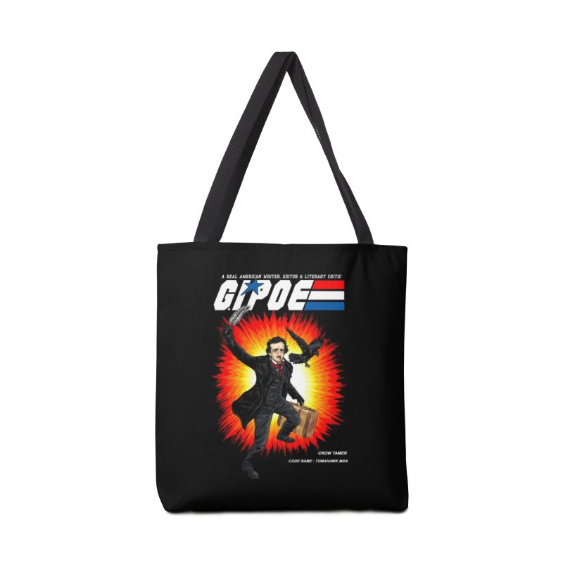 G.I. POE Accessories Tote Bag Bag by kooky love's Artist Shop