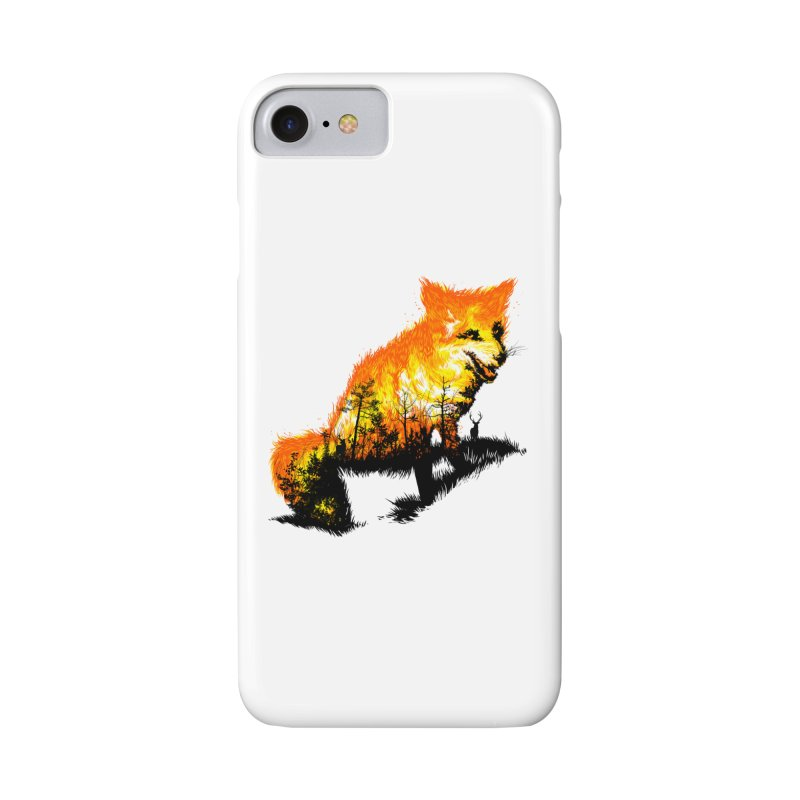 Fire Fox Accessories Phone Case by kooky love's Artist Shop