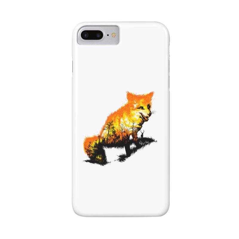 Fire Fox Accessories Phone Case by kooky love's Artist Shop