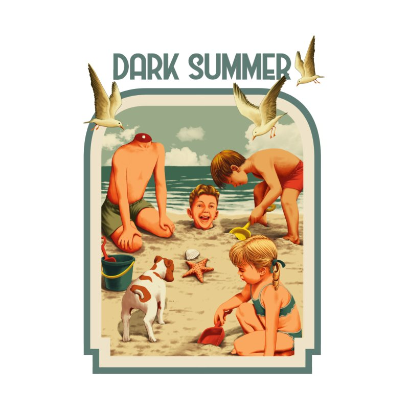 Dark Summer by kooky love's Artist Shop