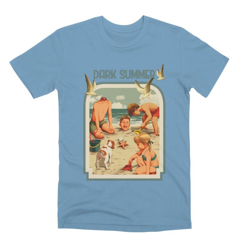 Dark Summer Men's Premium T-Shirt by kooky love's Artist Shop