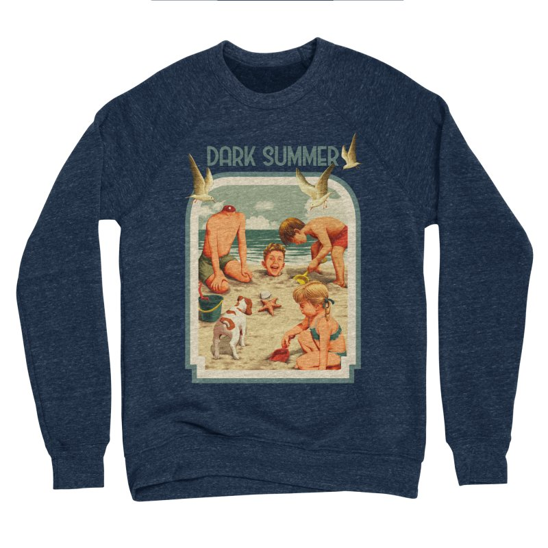 Dark Summer Men's Sponge Fleece Sweatshirt by kooky love's Artist Shop