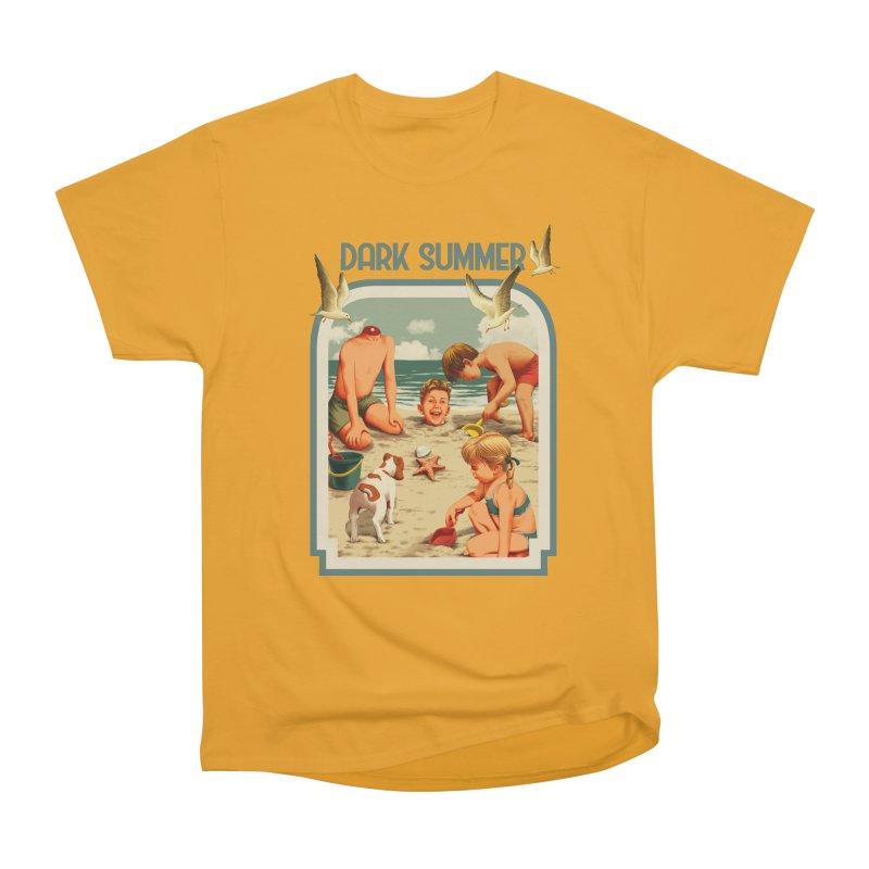 Dark Summer Women's Heavyweight Unisex T-Shirt by kooky love's Artist Shop