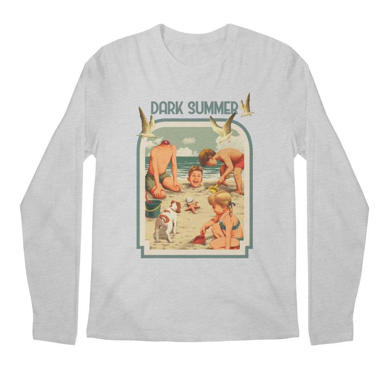Dark Summer Men's Regular Longsleeve T-Shirt by kooky love's Artist Shop