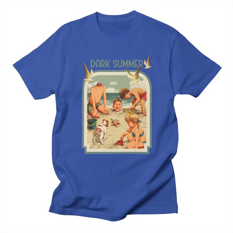 Dark Summer Women's Regular Unisex T-Shirt by kooky love's Artist Shop