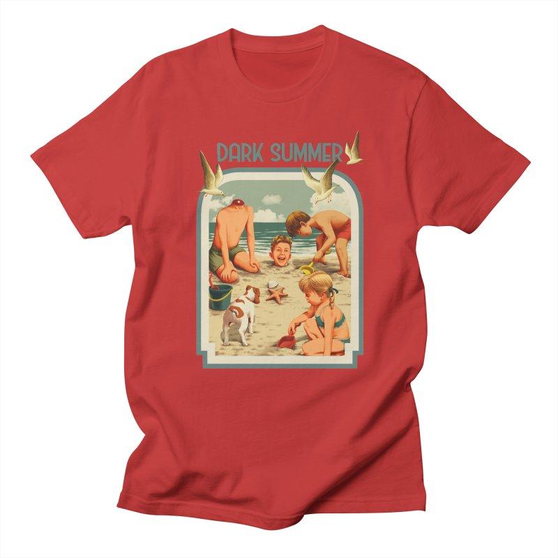Dark Summer Men's Regular T-Shirt by kooky love's Artist Shop