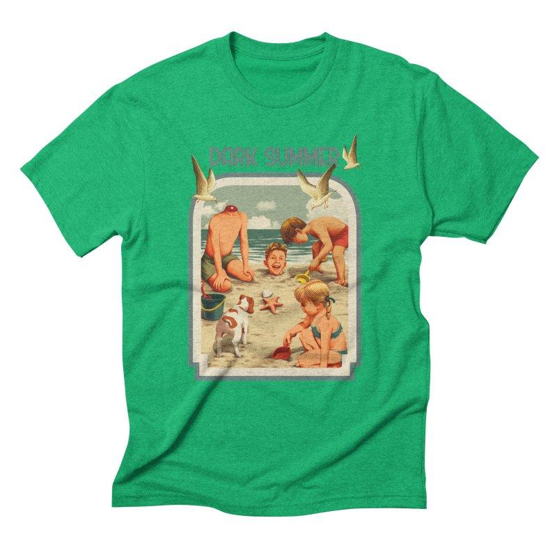Dark Summer Men's Triblend T-Shirt by kooky love's Artist Shop