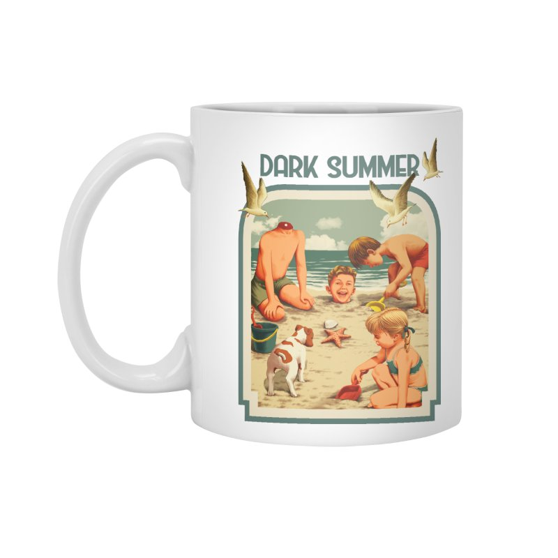 Dark Summer Accessories Standard Mug by kooky love's Artist Shop
