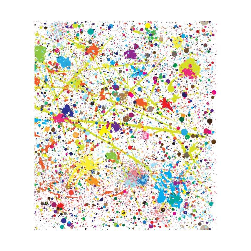 Pollock's Shoes by kooky love's Artist Shop