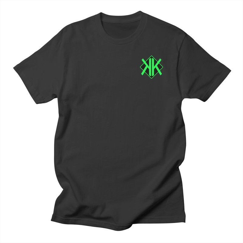 Green Patch Official Logo Tee Men's T-Shirt by We Are Korrupt