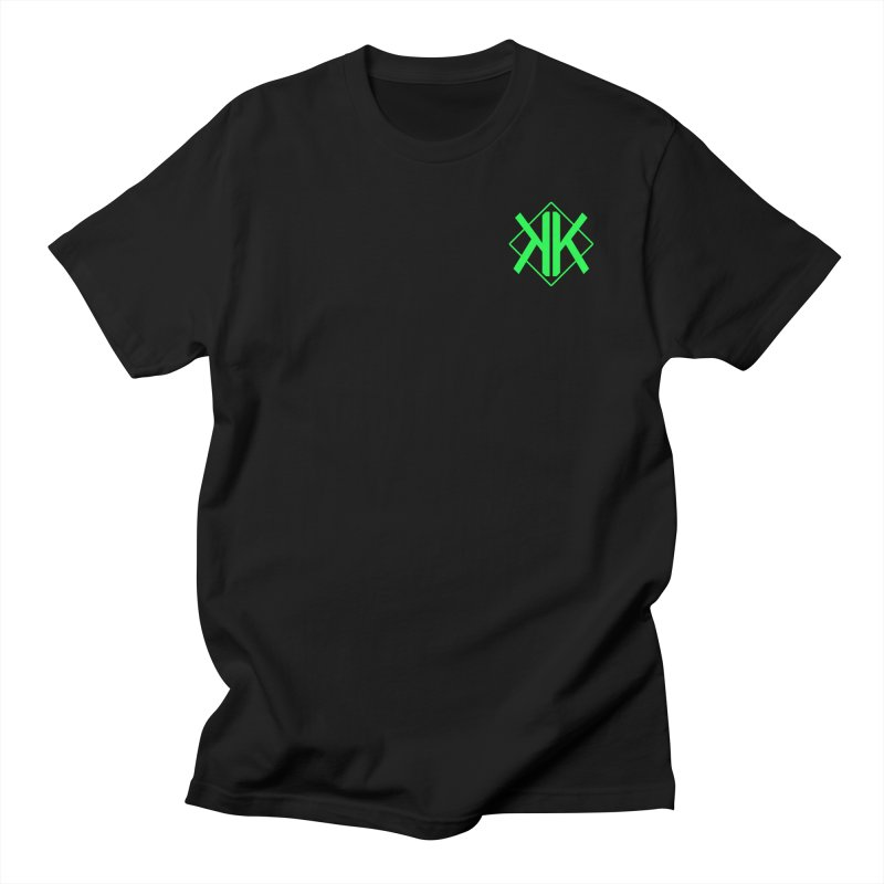 Green Patch Official Logo Tee Men's Regular T-Shirt by We Are Korrupt
