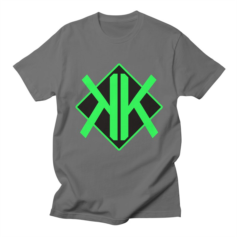 Green Official Logo Tee Men's T-Shirt by We Are Korrupt